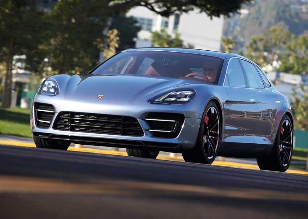 Photo of Porsche, το 2015 στους δρόμους η Sport Turismo!