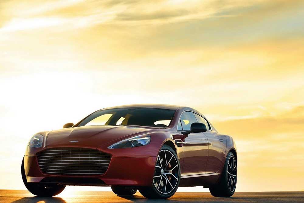 Photo of Aston Martin Rapide S, πιο μεγάλη δεν γίνεται!