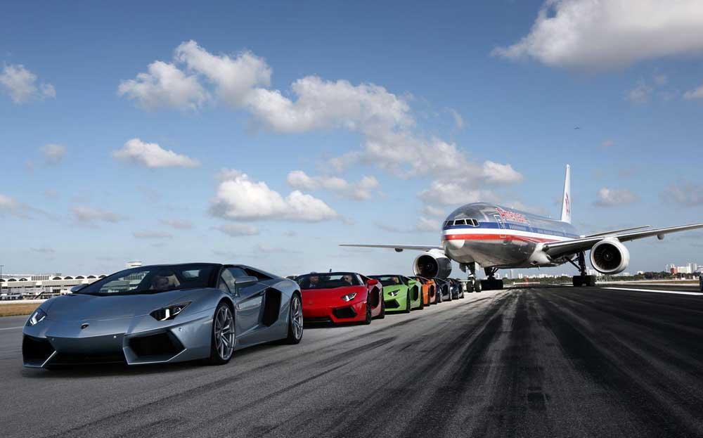 Photo of Lamborghini, απογείωση στο Μαϊάμι!