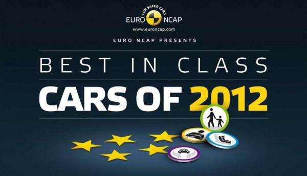 euro ncap best in class 2012