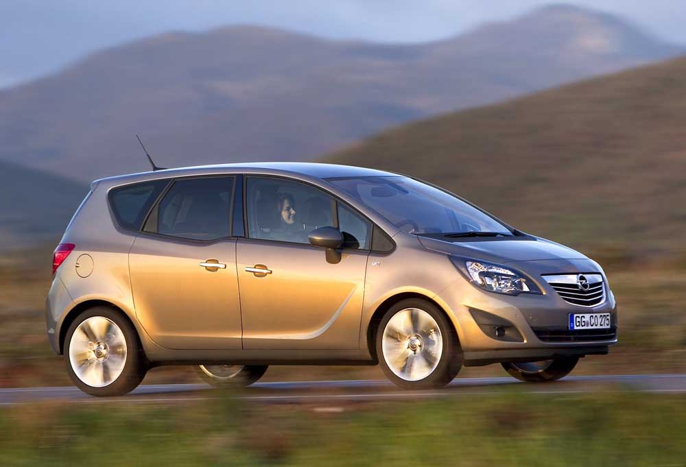 Photo of Opel Meriva 1.7 DTS [test drive]