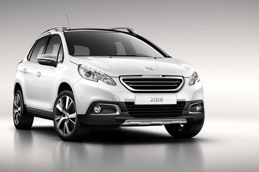 Photo of Peugeot, 2008 ευχές για το 2013!