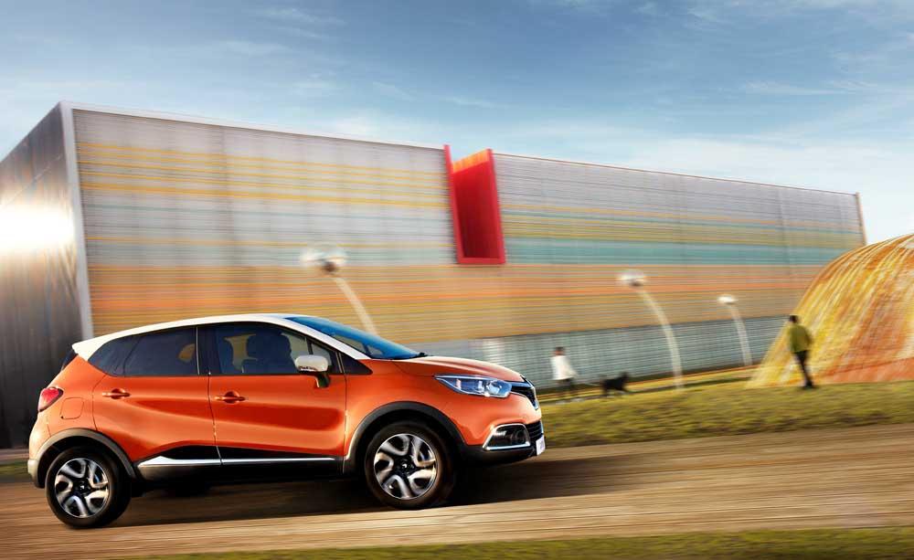 Photo of Renault Captur, οι πρώτες επίσημες φωτογραφίες!