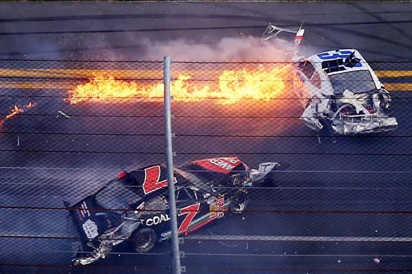 Photo of NASCAR, την πλήρωσαν οι θεατές!