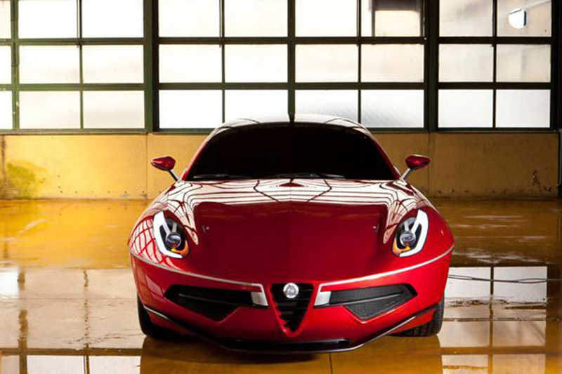 Photo of Alfa Romeo Disco Volante, ιπτάμενος δίσκος!