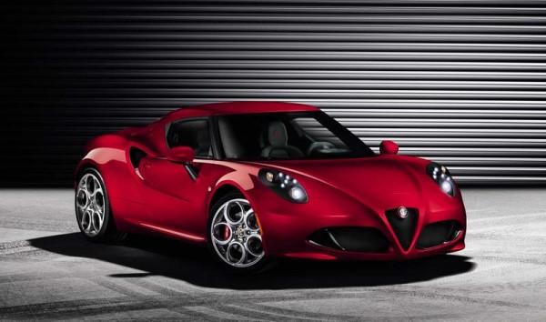 Alfa Romeo 4C Production Model Geneva (2)