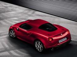 Alfa Romeo 4C Production Model Geneva (3)