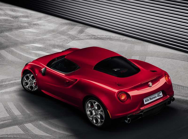 Photo of Alfa Romeo, η 4C παραγωγής!