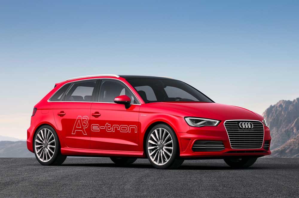 Photo of Audi, e-tron και για το Α3!