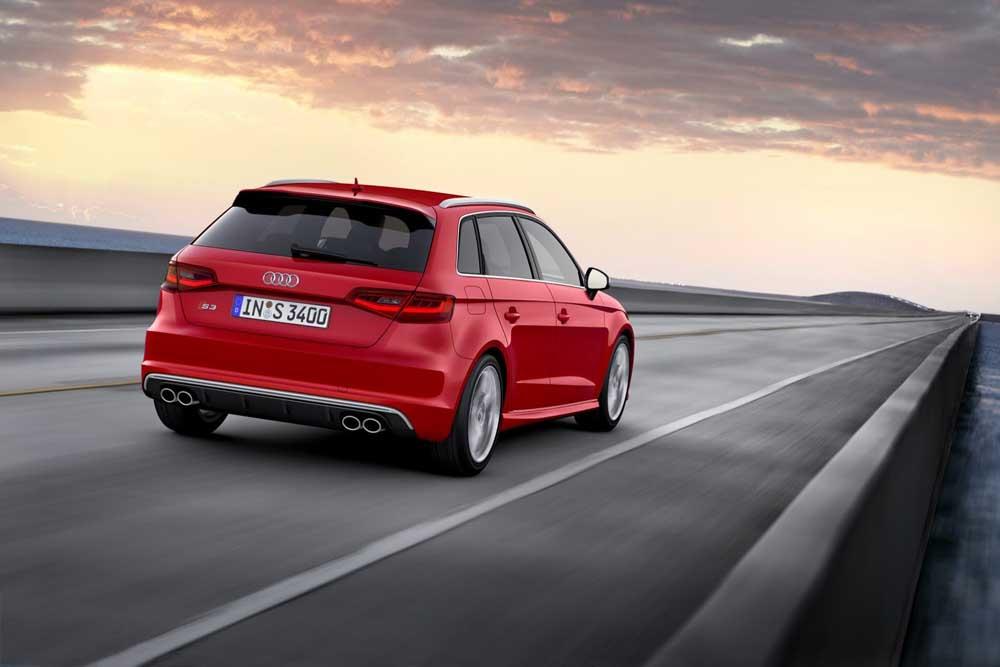 Photo of Audi, και επίσημα το S3 Sportback!