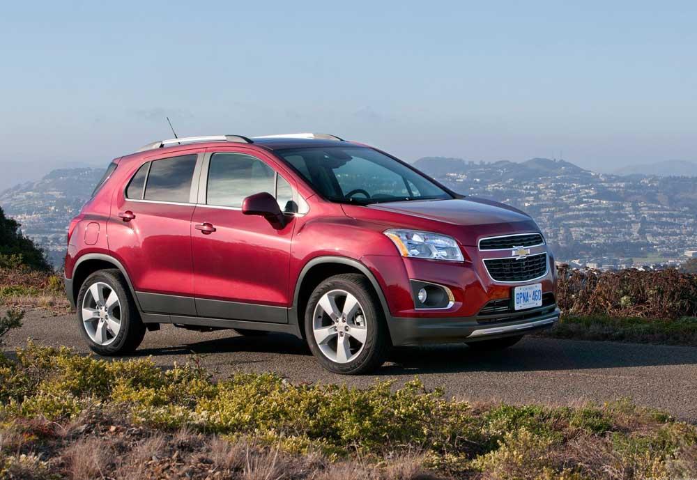 Photo of Chevrolet, με το βλέμμα στο Trax!
