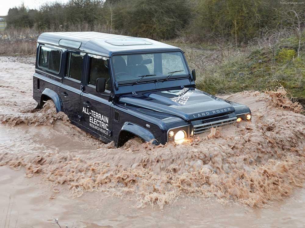 Photo of Land Rover, με ηλεκτροκίνητο Defender!