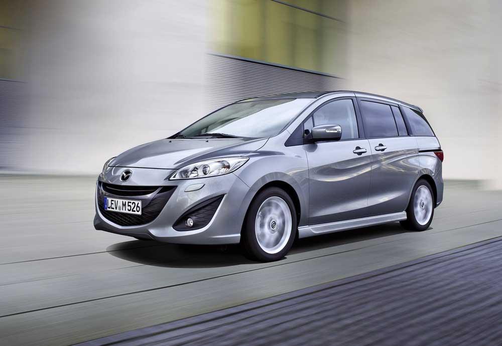 Photo of Mazda, διακριτική ανανέωση για το 5