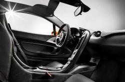 McLaren reveals P1 interior (1)