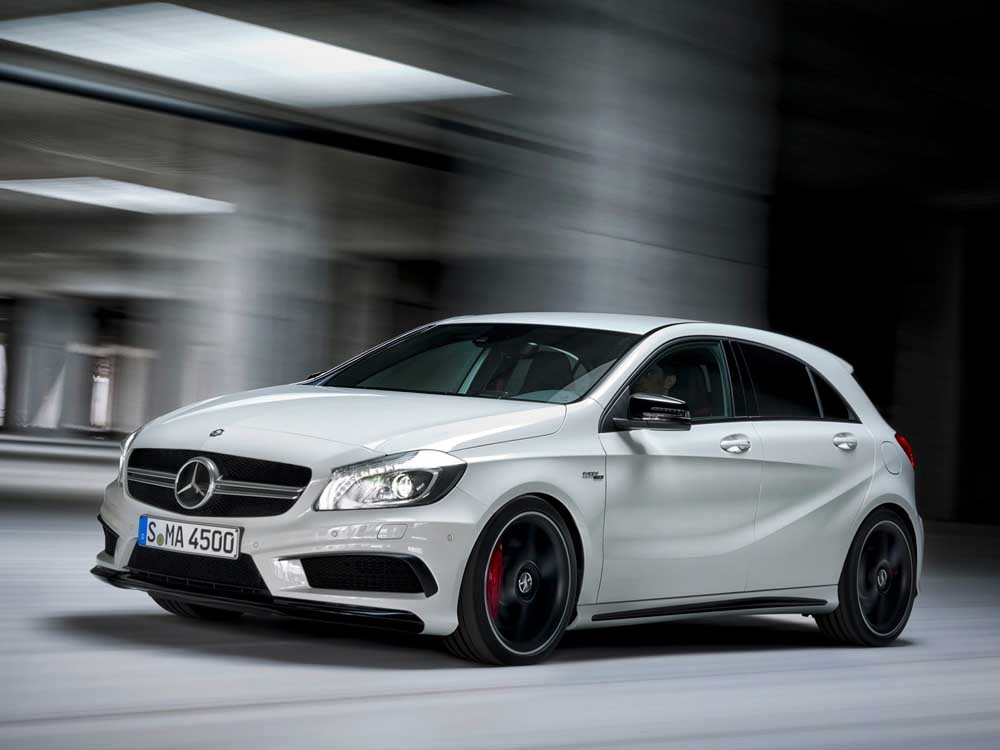 Photo of Mercedes-Benz, με 360 ίππους η A 45 AMG [upd]