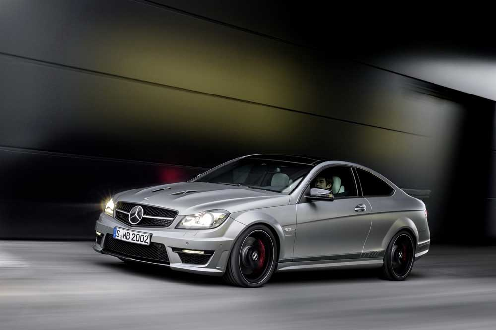 Photo of Mercedes-Benz C 63 AMG, νέα έκδοση με 507 PS!
