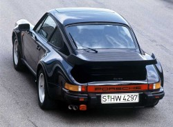 Porsche 911 Turbo 3.3 Coup_, 1986