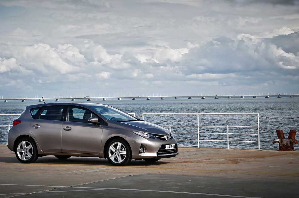 Photo of Toyota Auris 1.4 D [test drive]