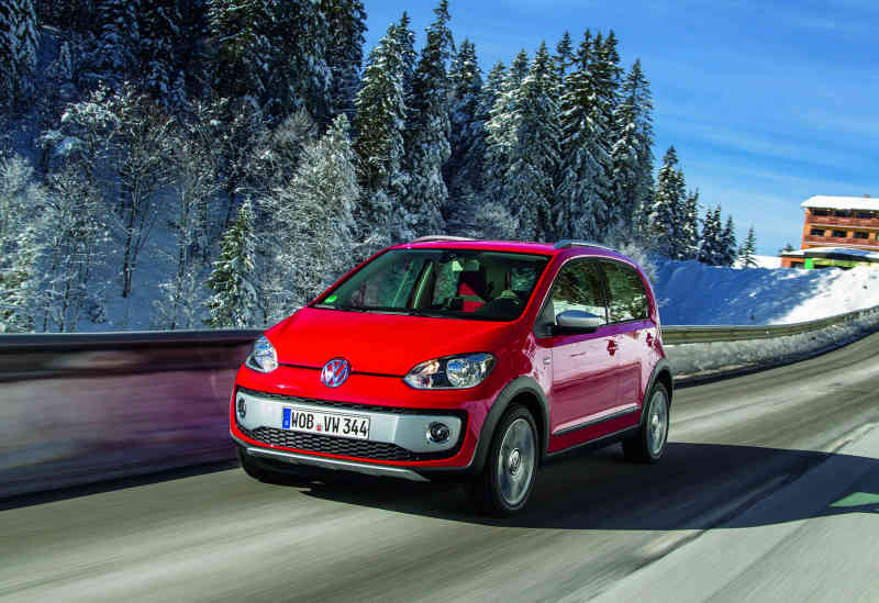 Photo of Volkswagen, έκδοση Cross για το up!