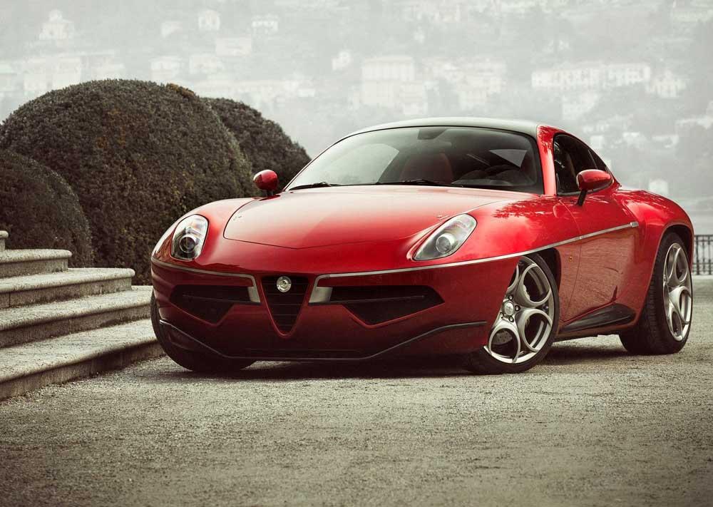 Photo of Alfa Romeo, περισσότερες φωτογραφίες με Disco Volante!