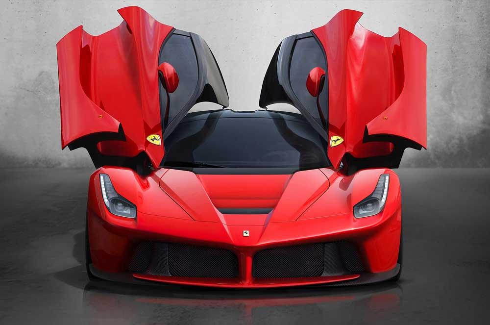 Photo of Ferrari, η απόλυτη LaFerrari [upd+vid]