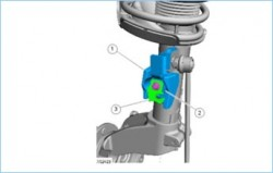 Ford new Kufa 2013 suspension 1