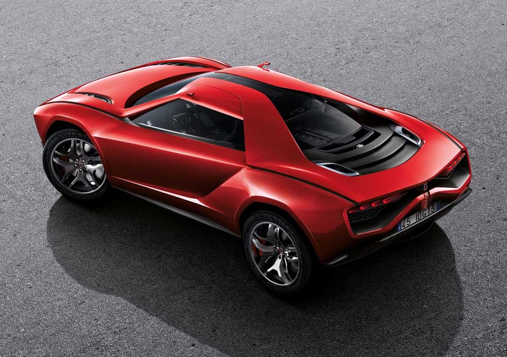 Photo of Italdesign Parcour, με επετειακό crossover GT!