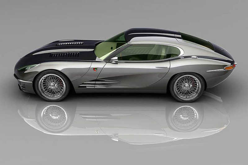 Photo of LyonHeart K, η επιστροφή της Jaguar E-Type!