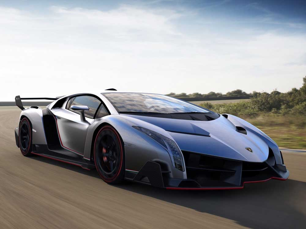 Photo of Lamborghini, η Veneno των τριών εκατομμυρίων ευρώ!