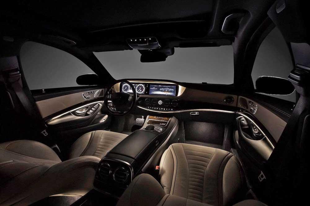 Photo of Mercedes-Benz, στο εσωτερικό της νέας S-Class!