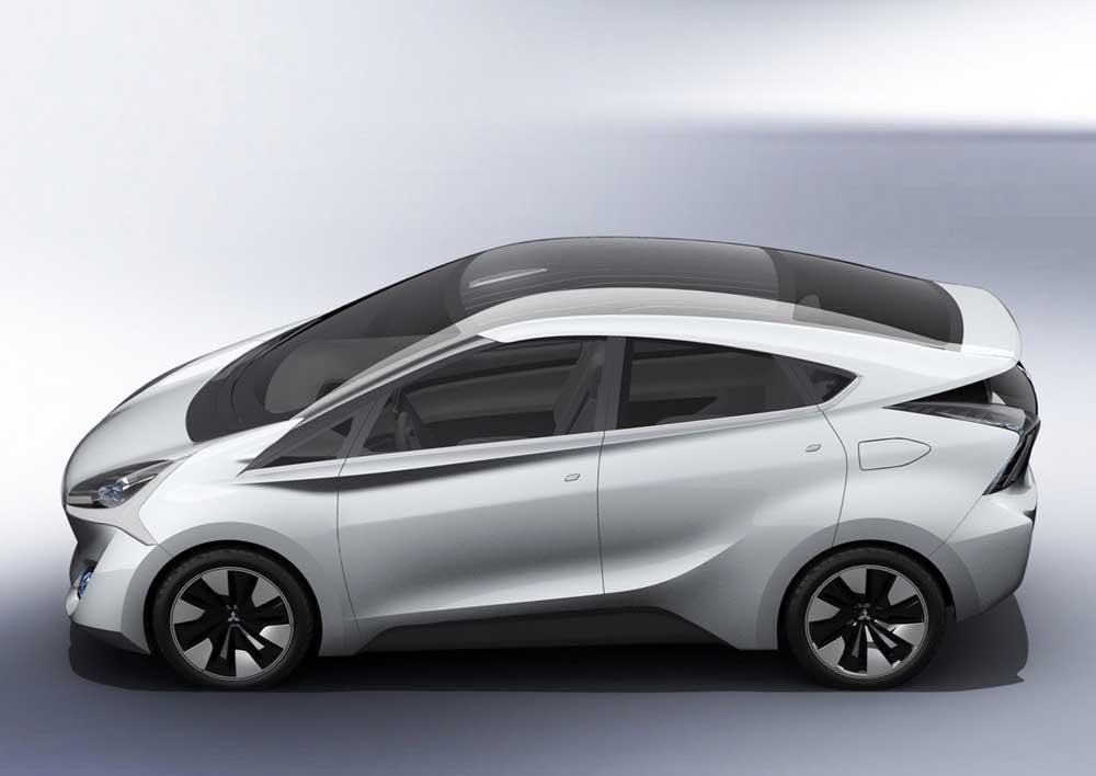 Photo of Mitsubishi, ηλεκτρίζει με CA-MiEV Concept!