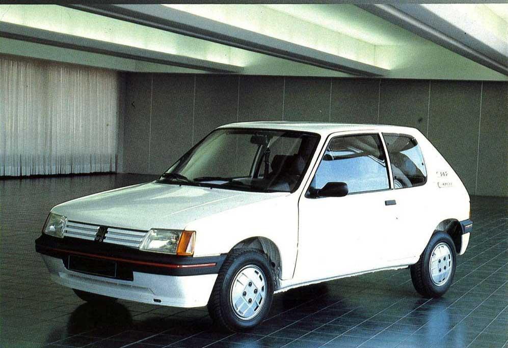 Photo of Peugeot 205 EV, μπροστά από την εποχή του!