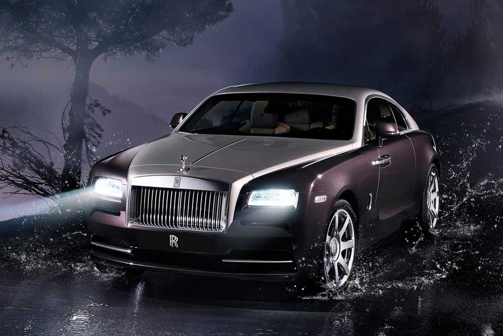 Photo of Rolls Royce Wraith Coupe, η ισχυρότερη όλων!