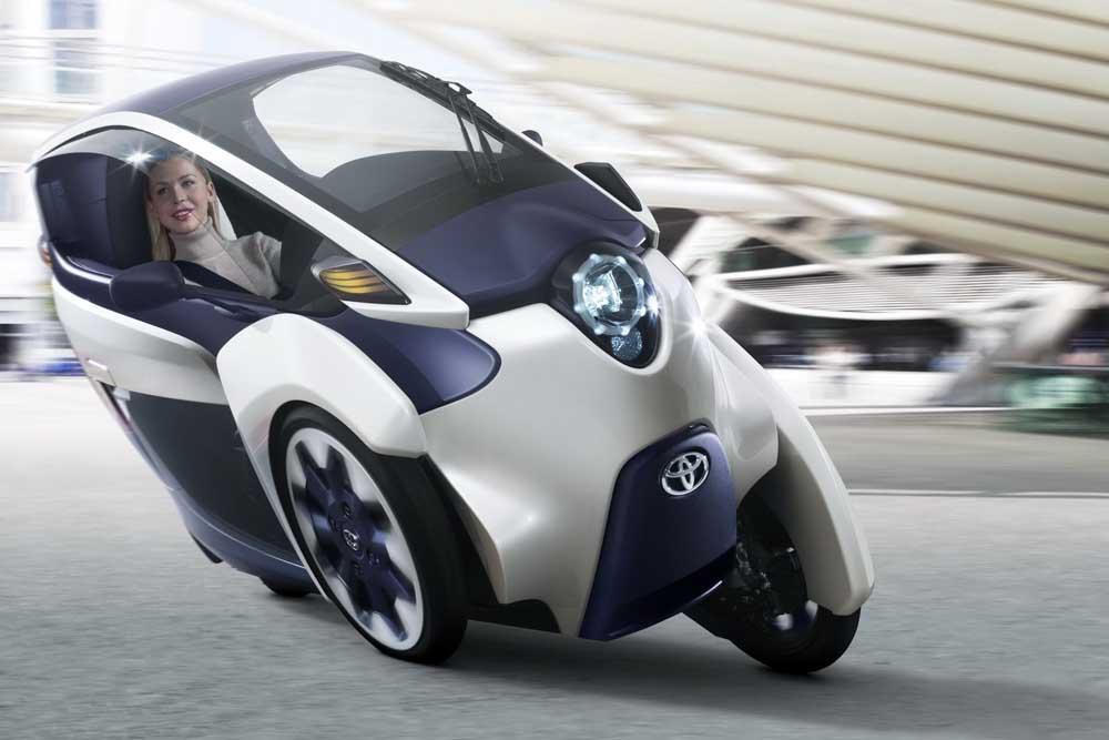 Photo of Toyota, με τα… τρία στην Γενεύη!