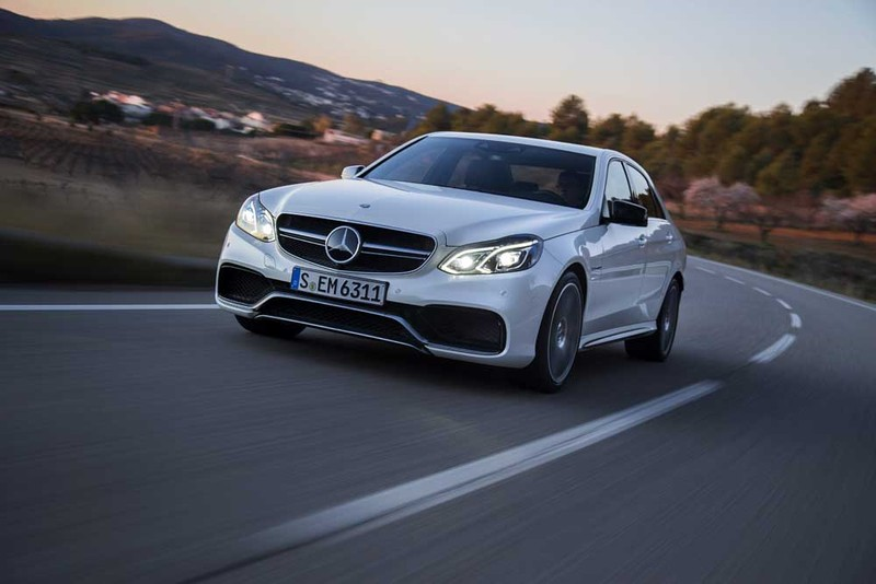 Photo of Mercedes-Benz E 63 AMG S 4MATIC [first drive]