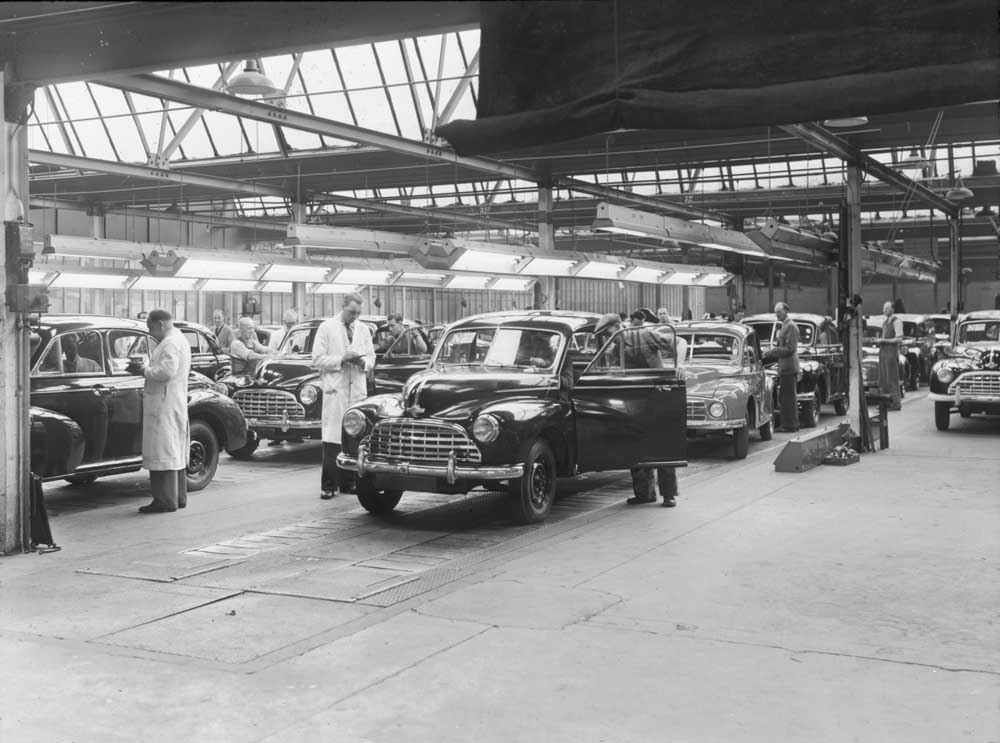 Photo of MINI, 100 χρόνια εργοστάσιο  στην Οξφόρδη
