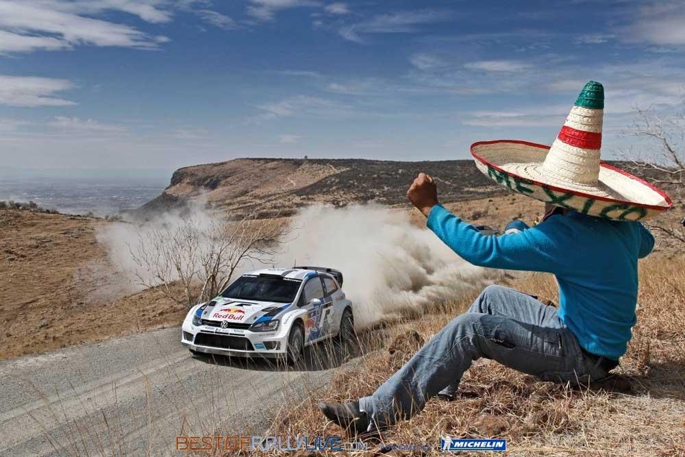 Photo of Ράλι Μεξικού, συνεχίζει ο Οζιέ!