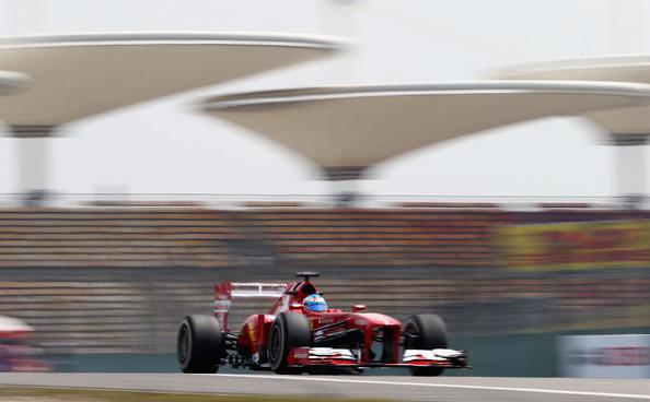 Alonso F1 GP China