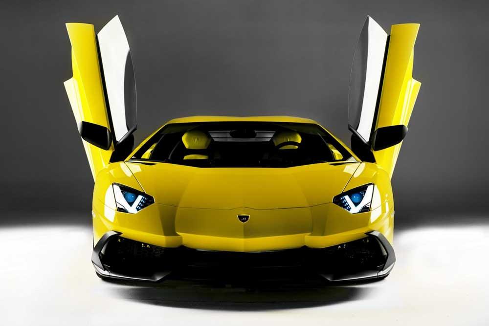 Photo of Lamborghini, γιορτάζει τα 50ά γενέθλια της!