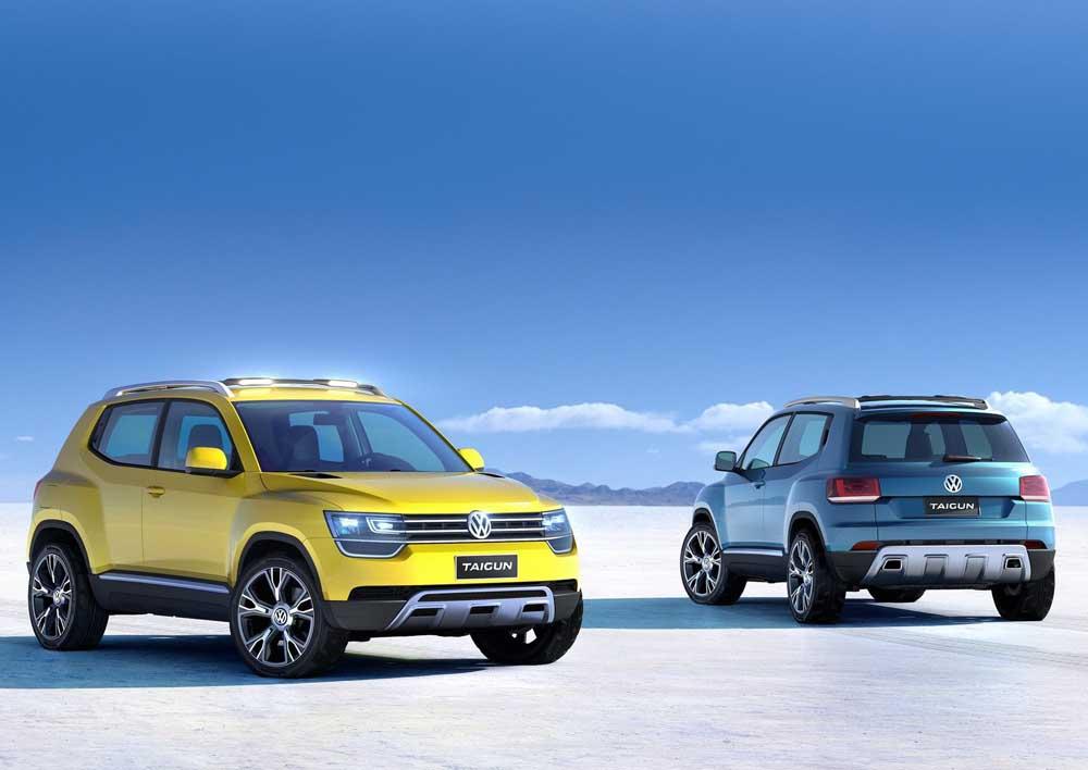 Photo of Volkswagen: Στα σκαριά ένα ακόμη SUV!