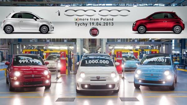 1 000 000_FIAT 500 FAP TYCHY