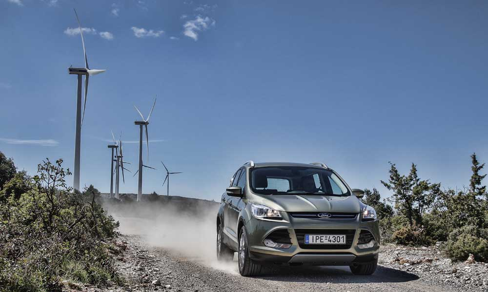 Photo of Ford Kuga 1.6 Ecoboost FWD 150 PS [test drive]
