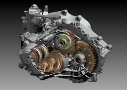 03-A283742 New MT6 medium torque transmission