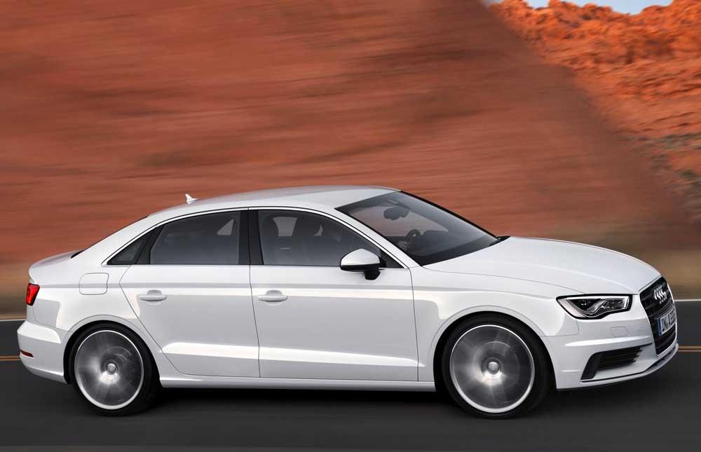 Photo of Audi, από 23.040€ το Α3 Sport Sedan!