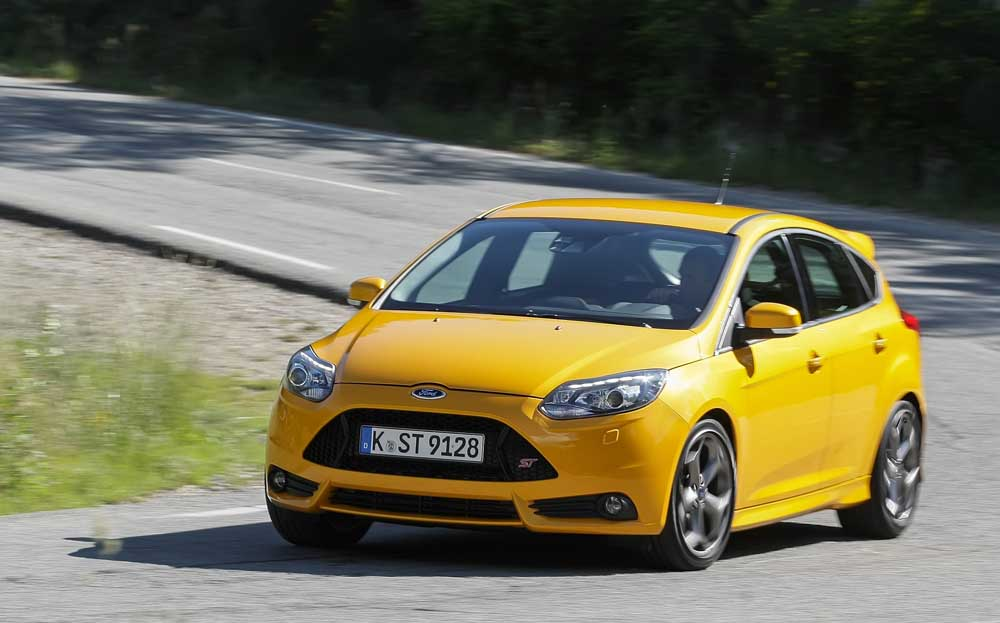 Photo of Ford Focus ST [test drive]