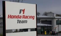 Honda F1 racing team