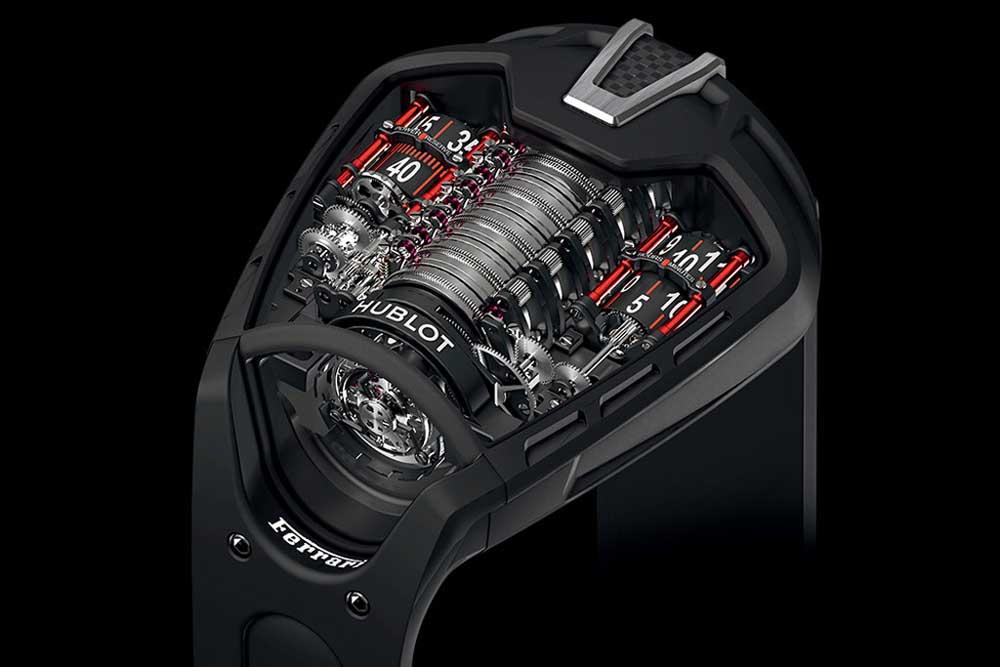 Photo of Hublot MP-05, ένα… superwatch $300.000!