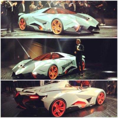 Lamborghini Egoista (2)