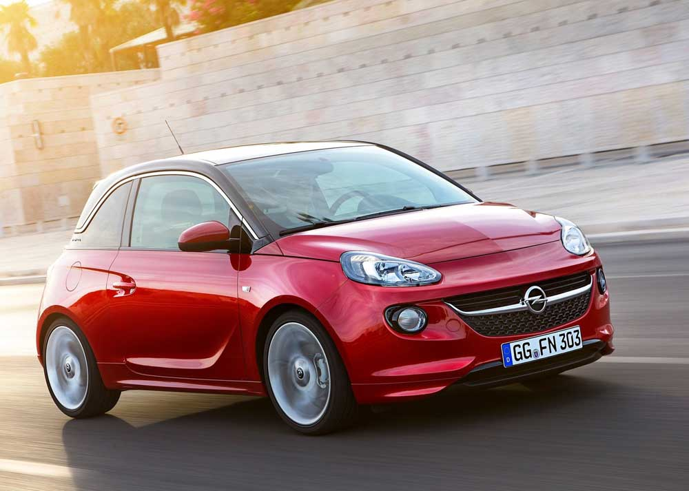 Photo of Opel Adam 1.4 [test drive]