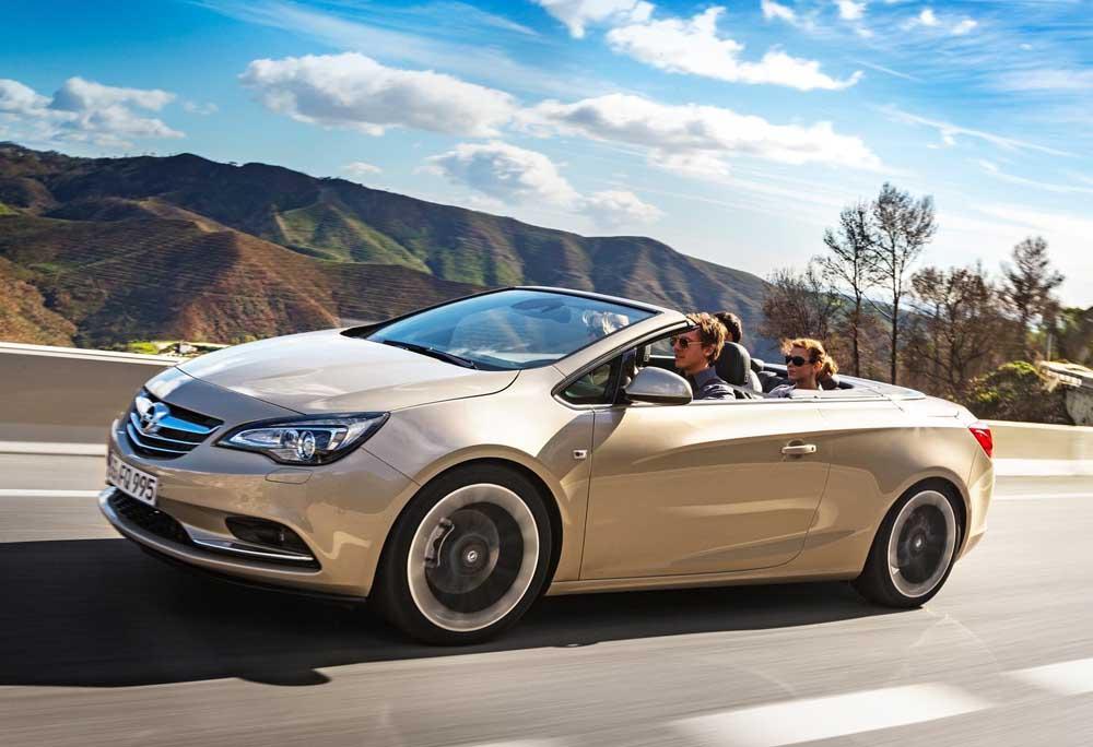 Photo of Opel, από 26.040€ το Cascada!